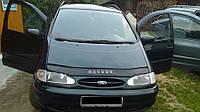 Дефлектор капота, мухобойка Форд Галакси, Ford Galaxy (I) 1995–1999
