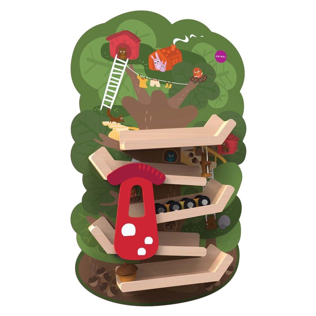 Oribel - Настенная игрушка Veritiplay Приключение на дереве