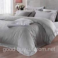 Комплект постельного белья Valeron Angelique серый