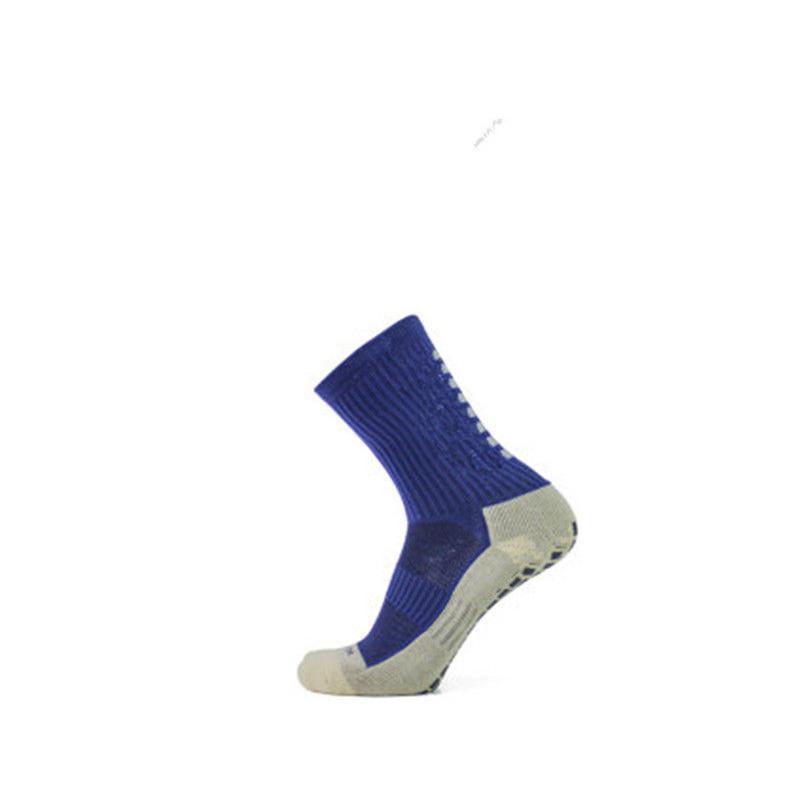 Тренировочные носки для футбола Trusox темно-синий
