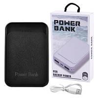 Power Bank JS-169 UNIVERSAL 10000mAh 2USB(1A+2A), индикатор заряда (3600mAh)
