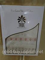 Скатерть Tabe - прямоугольнная  160 х 3м. - кремовая pr-s97