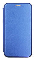 Чехол книжка для Xiaomi Redmi 8A (Blue)+ Стекло !!!