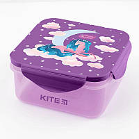 Ланчбокс детский KIte Lovely Sophie 860 мл Фиолетовый K19-178-1