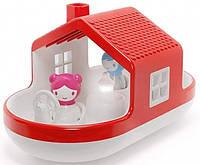 Плавучий Дом. Игрушка - сортер для игры в воде, звук и свет Kid O