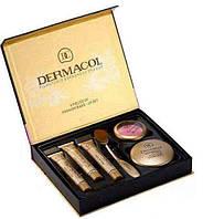 Набор декоративной косметики Dermacol Fashion Make-up set #B/E