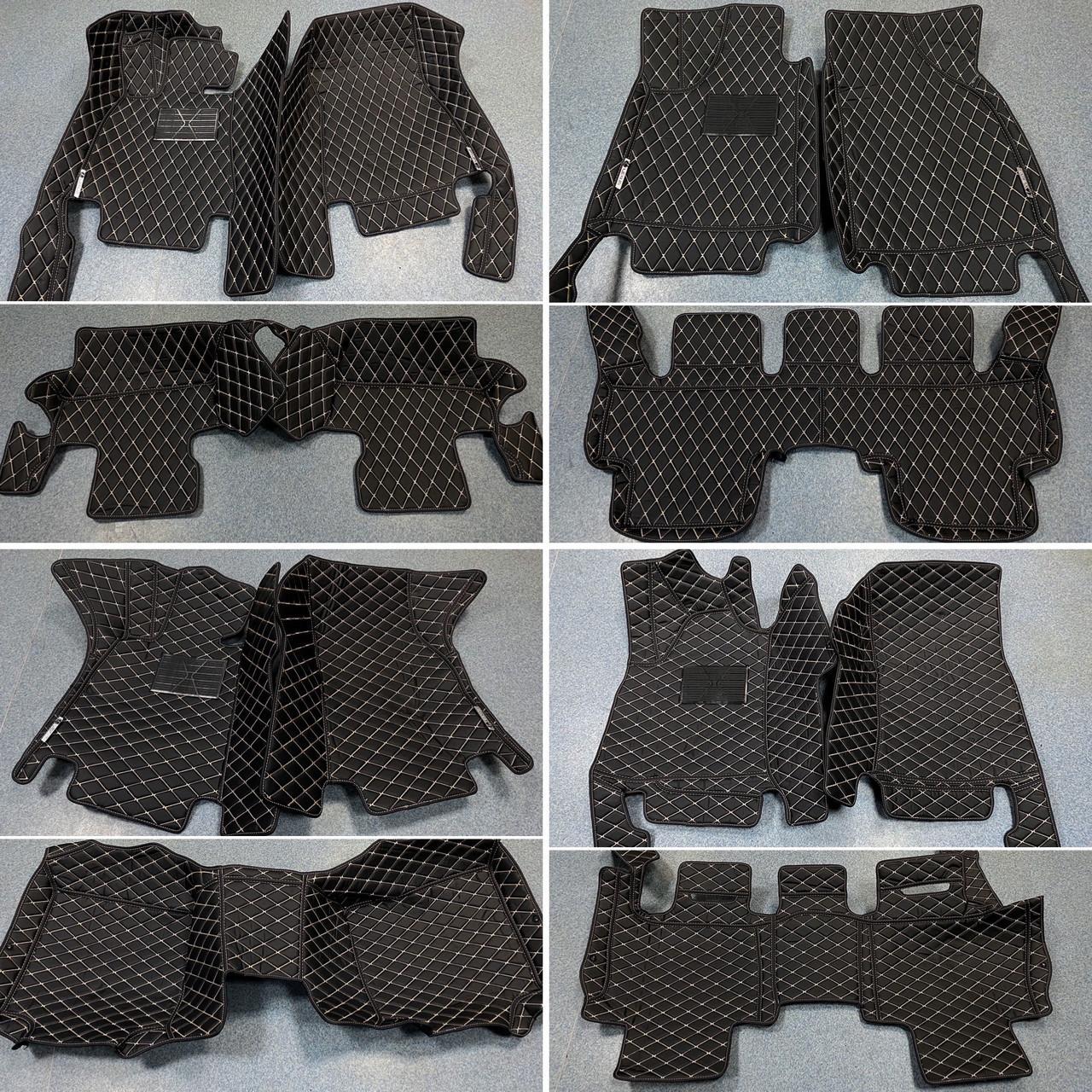 Комплект ковриков из экокожи для Land Rover Freelander 2