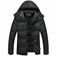 Куртка Мужской пуховик Lang р-р  44, 46, 48 черный