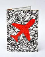 Обложка на загранпаспорт Путешествие