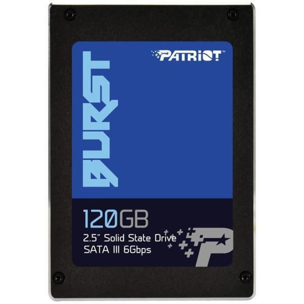 """120GB SSD Patriot (PBU120GS25SSDR) SATA III, 2.5"""""""