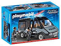 Playmobil Автомобіль бригади поліції 6043