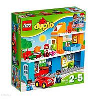 Блоковий конструктор LEGO Duplo Семейный дом (10835)