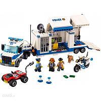 Блоковий конструктор LEGO City Мобильный командный центр (60139), фото 1