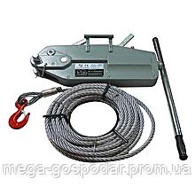 Ручная рычажная лебедка MTM-1600кг