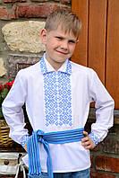 "Сорочка вишиванка для хлопчика на кнопках ""Князь-1"", фото 1"