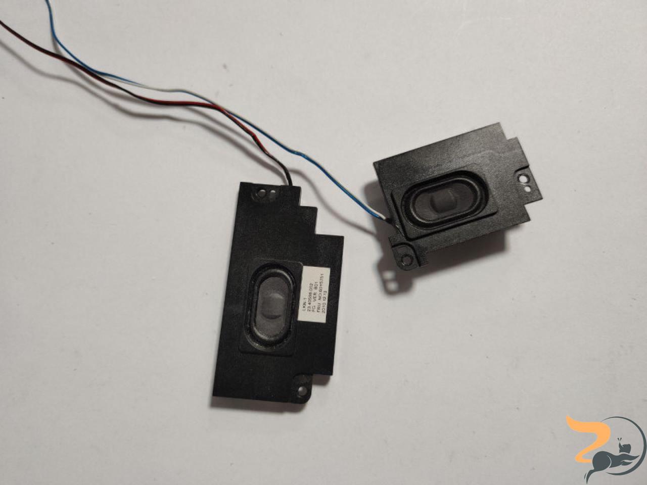Динаміки для ноутбука Lenovo ThinkPad T510, T520, 23.40599.001, 23.40598.002, б/в. В хорошому стані без пошкоджень.