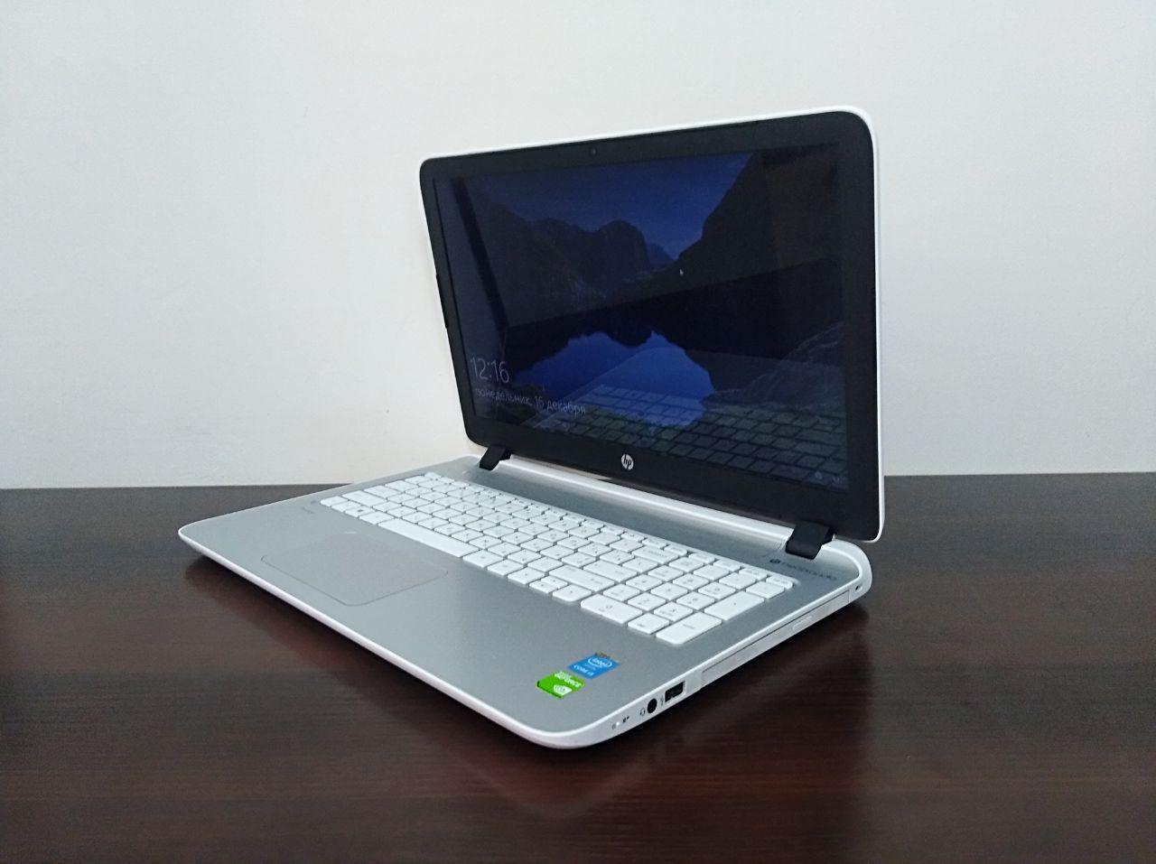 """Б/У Ноутбук HP / 15.6"""" / i5-4210U/ 16 RAM / 500 HDD / GeForce 830M"""