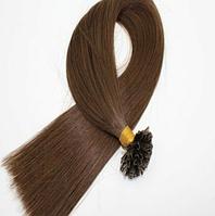 Натуральные Волосы на Капсулах, количество 100 шт