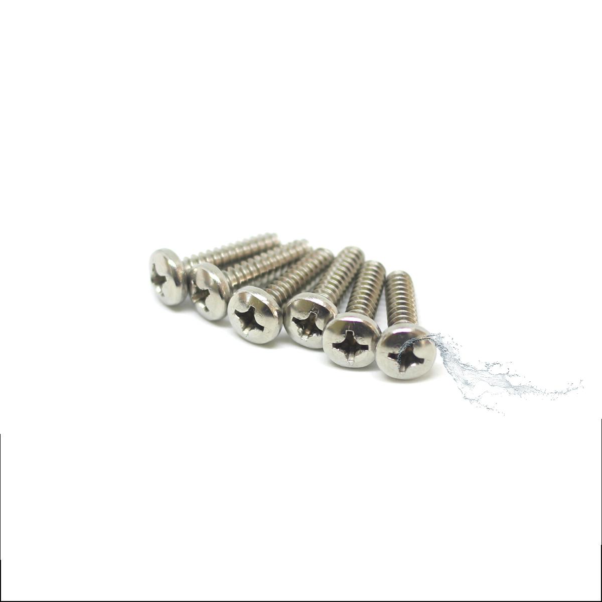 Комплект винтов клапана Hayward SP0714TE (6 шт) SPX0714Z1