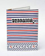 Обложка на паспорт Якорь 2