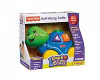 Игрушки для малышей Игрушка Fisher Price Поющая черепаха (27084590456)