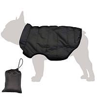 Flamingo Coat Eden ФЛАМИНГО попона защитная одежда для собак , черный см., 70 см см.