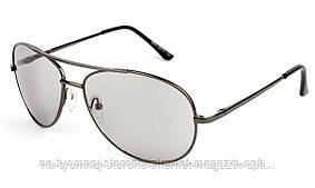 Фотохромные (затемняющиеся) очки 8075-2 стекло