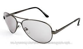 Фотохромные (затемняющиеся) очки 8063-2 стекло