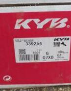 Амортизатор передний левый Kayaba - 339254 (зам.4060A325/4060A463) ASX