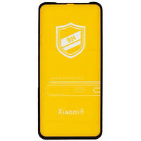 Стекло 3D for Xiaomi Redmi 8 black/ защитное стекло/ стекло на сяоми редми 8 черное/
