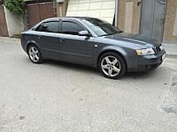 Дефлекторы окон, ветровики Ауди Audi A4 Avant (8E, B6/B7) 2001-2008