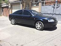 Дефлекторы окон, ветровики Ауди Audi A6 Sd (4B/C5) 1997-2004
