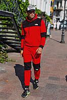Мужской красный спортивный костюм NF