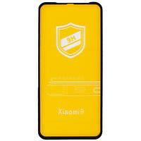 Стекло 3D for Xiaomi Redmi 8A black/ защитное стекло/ стекло на сяоми редми 8А черное/