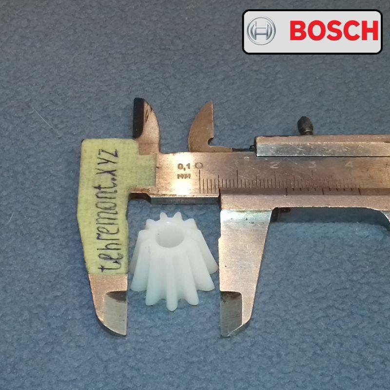 Шестерёнка CL-05 / Z11 для редуктора мясорубки Bosch (Z=11; D=22,6мм d=15,3мм)