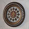 "Настінний годинник ""Antiq round bronze"" (40 см.)"