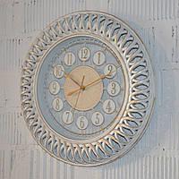 """Настенные часы """"Antiq round white"""" (40 см.), фото 1"""