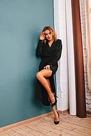 Платье женское с разрезом, фото 1
