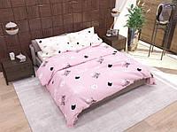 Подростковый постельный набор 234 ранфорс Котики