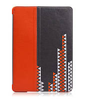 Чехол для планшета Miracase Everbright City case for iPad Air, gray/orange (MS-8010)