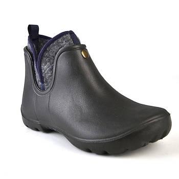 Женские водонепроницаемые ботинки с теплым съемным вкладышем из пены