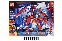 Конструктор «Человек-паук атакует» Marvel Heroes 430 деталей., фото 1