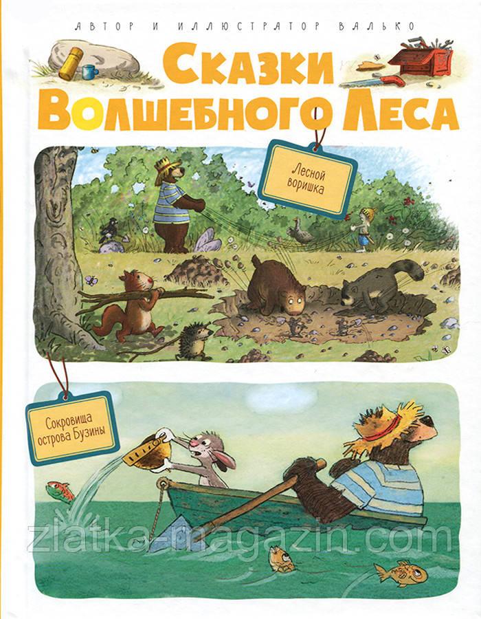 Сказки Волшебного леса. Аварийная посадка, Пропавшая шляпа (9785389040748)