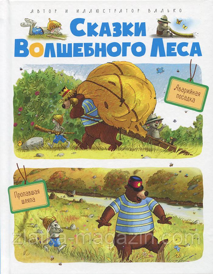Сказки Волшебного леса. Лесной воришка, Сокровища острова Бузины (9785389145184)