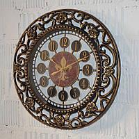 """Настінний годинник  """"My time bronze"""" (40 см.), фото 1"""