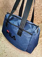 Женская cумка fila 3 отдела спортивная сумка Отдых мессендже cумка только ОПТ), фото 1