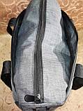 Женская cумка BALENCIAGA 3 отдела спортивная сумка Отдых мессенджер cумка только ОПТ), фото 6