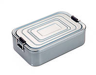 """Коробка для ланча """"Back to school"""" алюминиевая, фото 1"""