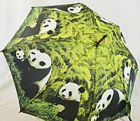 """Зонт-трость """"Панды"""", купол 99 см"""