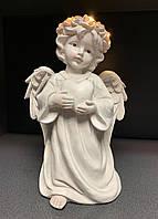 Статуэтка Ангел светящийся с сердцем, фото 1